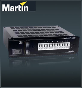 Martin Power Switch Pac