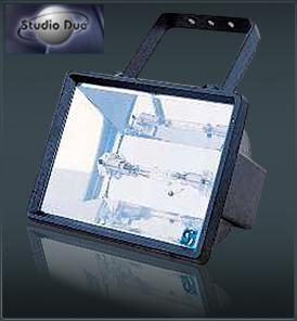 Studio Due Strobe Nero
