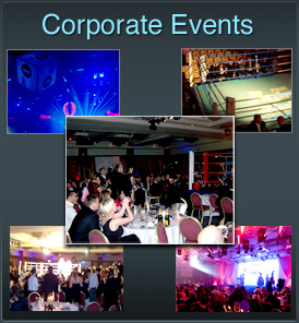 Lighting for Corporate Events