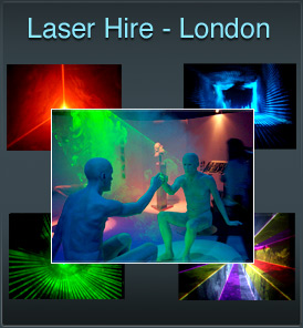 picture of Laser shows in London